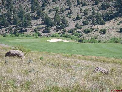 South Fork Residential Lots & Land For Sale: 1166 Rio Grande Club Trail