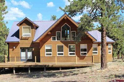South Fork CO Single Family Home For Sale: $449,000