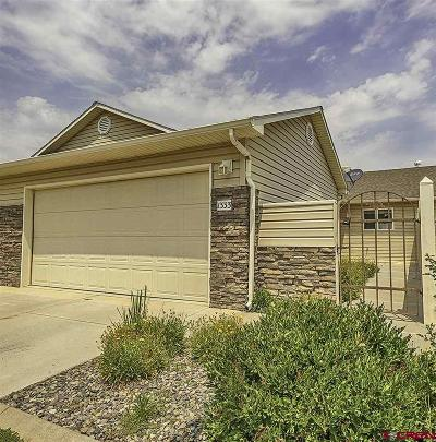 Montrose Condo/Townhouse For Sale: 1333 Animas Street