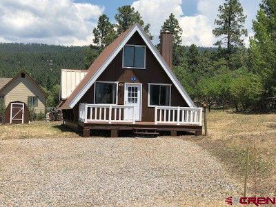Bayfield Single Family Home UC/Contingent/Call LB: 113 Chateau