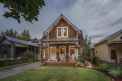 Durango Single Family Home For Sale: 240 E Park Avenue