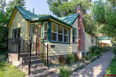 Durango Single Family Home For Sale: 1004 E 5th Avenue