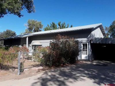 Cortez Single Family Home For Sale: 132 South Ash