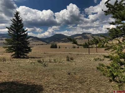 Creede Residential Lots & Land For Sale: 232 Macfarlane Drive