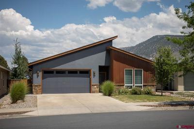 Durango Single Family Home For Sale: 137 Metz Lane