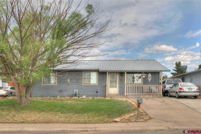 Cortez Single Family Home For Sale: 1823 Aldridge Road
