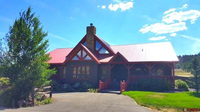 South Fork CO Single Family Home For Sale: $619,000