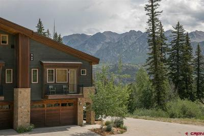 Durango Condo/Townhouse For Sale: 4 Winter Solstice Court #Unit 1H
