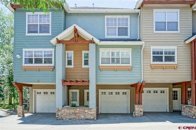 Durango CO Condo/Townhouse NEW: $359,900
