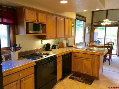 Durango Condo/Townhouse For Sale: 365 S Tamarron Drive #701