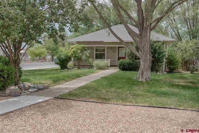 Montrose Single Family Home For Sale: 505 S 8th Street