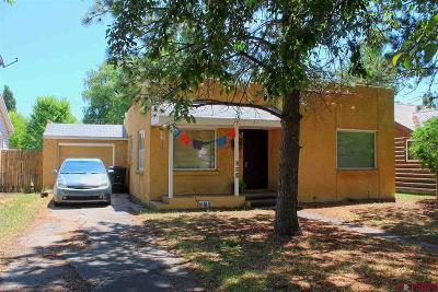 Monte Vista Single Family Home For Sale: 476 Adams Street