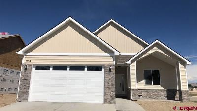 Montrose Single Family Home For Sale: 1304 Fivemile Creek Avenue