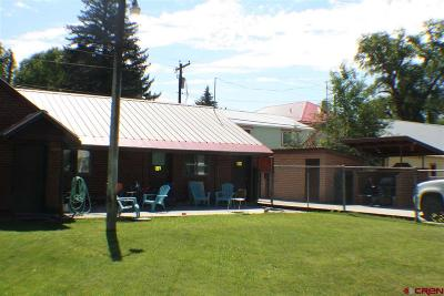 Gunnison County Multi Family Home For Sale: 606 N Iowa Street