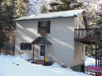 Ouray County Single Family Home NEW: 1900 Elkhorn Drive