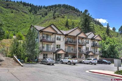 Durango Condo/Townhouse For Sale: 20240 W Hwy 160 #104