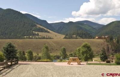 Creede Residential Lots & Land For Sale: 539 Airport Road