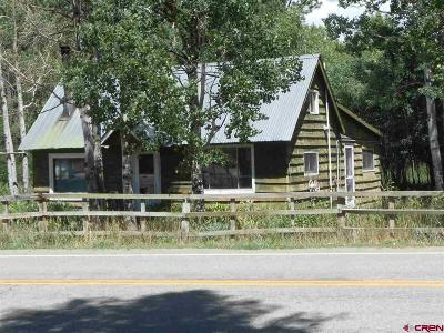 La Plata County Single Family Home For Sale: 7756 C.r. 501