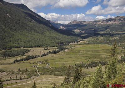 Creede Residential Lots & Land For Sale: 18160 Cochrans Lane