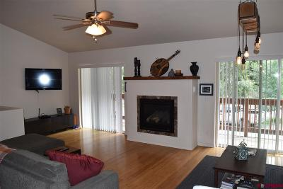 Ouray Condo/Townhouse For Sale: 1278 Main Street
