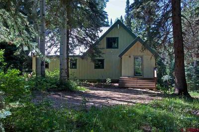 Durango Single Family Home For Sale: 1982 Sierra Verde Drive