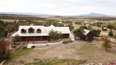 Montezuma Farm For Sale: 20700 County Road 23
