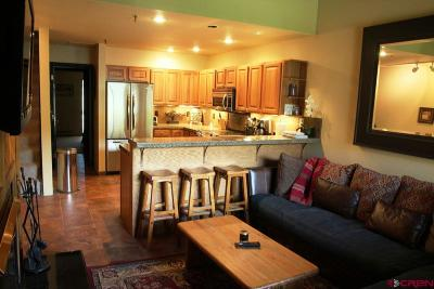 Mt. Crested Butte Condo/Townhouse For Sale: 12 Snowmass Road, Axtel #414 #Axtel Co