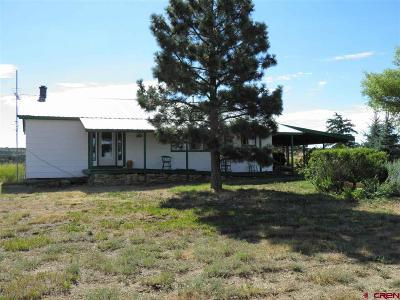 Single Family Home For Sale: 8000 Road 9.7