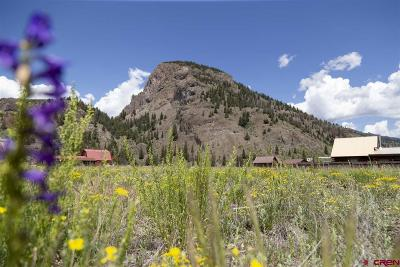 Creede Residential Lots & Land For Sale: 471 W Pine Drive