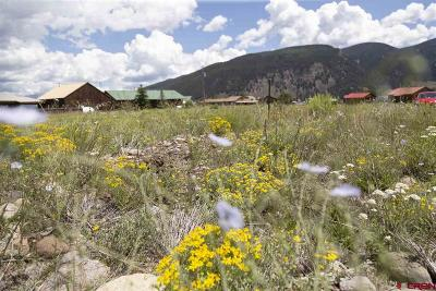 Creede Residential Lots & Land For Sale: 467 W Pine Drive