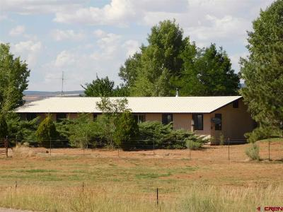 Cahone Single Family Home For Sale: 50206 Hwy 491