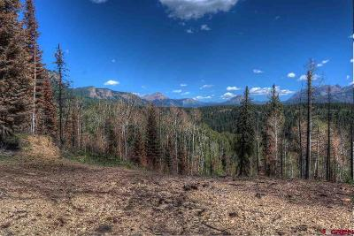 Durango Residential Lots & Land For Sale: Hwy 550 North