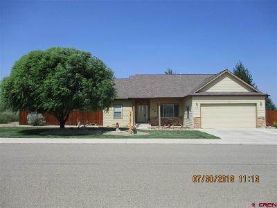 Cortez Single Family Home For Sale: 1521 Cochita Drive