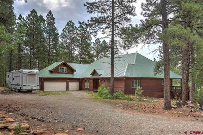 Mancos Single Family Home For Sale: 17300 Road 36.5