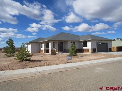 Cortez Single Family Home For Sale: 1581 Cochita Drive