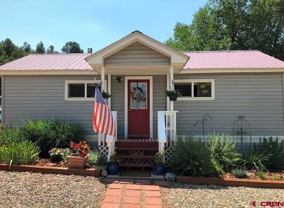 La Plata County Single Family Home For Sale: 1680 Cr 240