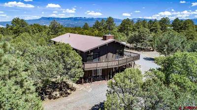 Ridgway Single Family Home For Sale: 112 Lupine Lane