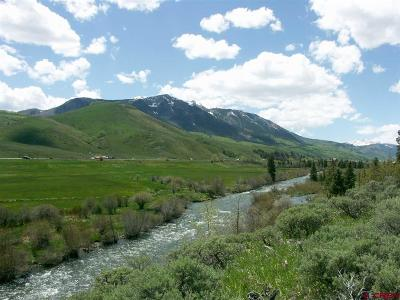 Crested Butte South Residential Lots & Land UC/Contingent/Call LB: 215 Kubler Street