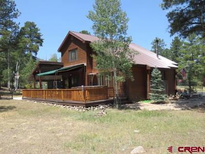 South Fork CO Single Family Home For Sale: $363,000