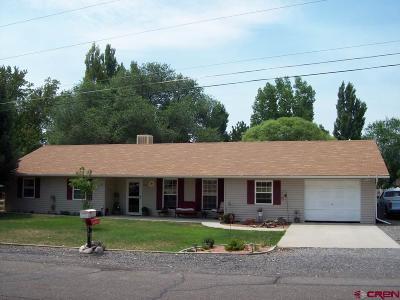 Cedaredge Single Family Home UC/Contingent/Call LB: 210 NW 11th Street