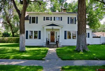 Montrose Single Family Home For Sale: 136 N Nevada Avenue
