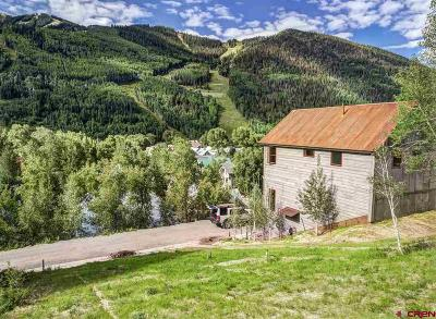 Telluride Residential Lots & Land For Sale: 559 W Curtis Drive