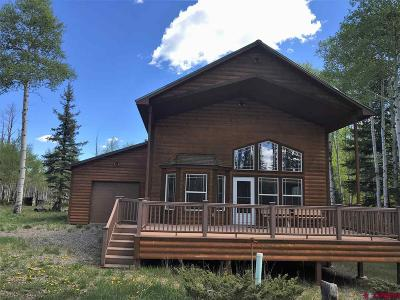 Montrose Single Family Home For Sale: 58114 Elk Drive