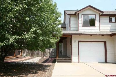 La Plata County Condo/Townhouse For Sale: 2334 Forest Avenue