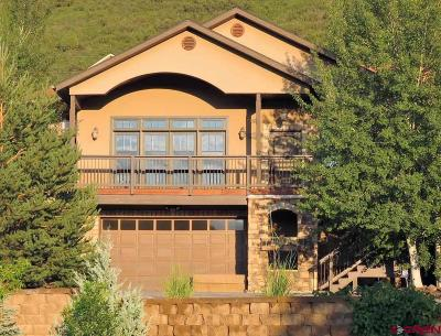 Durango Single Family Home For Sale: 410 Jenkins Ranch Road