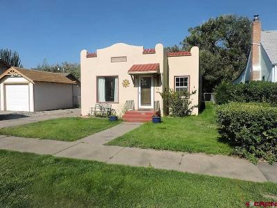 Alamosa Single Family Home UC/Contingent/Call LB: 119 Poncha Avenue
