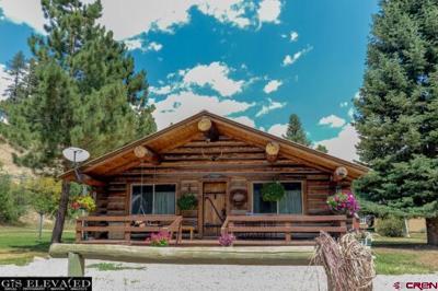 La Plata County Single Family Home UC/Contingent/Call LB: 61 High Trail Drive
