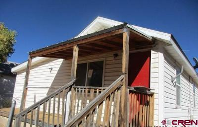 Cortez CO Single Family Home For Sale: $84,900