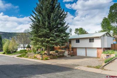 La Plata County Single Family Home UC/Contingent/Call LB: 2804 Oak Drive