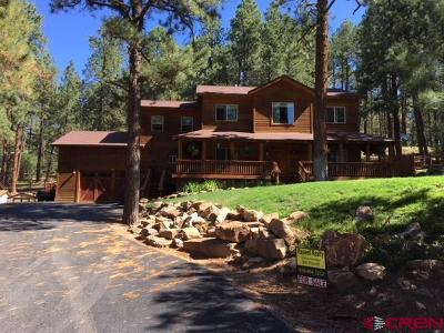 La Plata County Single Family Home For Sale: 36 Pine Tree Drive